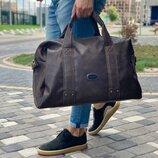 Коричневая сумка David Jones из эко-кожи премиум качества