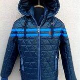 С-23 Размер 134-158 Стильная демисезонная куртка для мальчиков