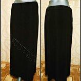 шикарная, нарядная юбка в пол