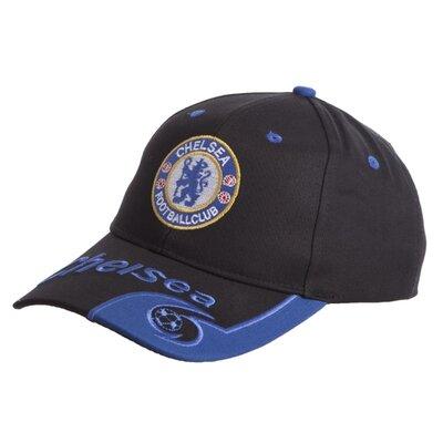 Кепка футбольного клуба Chealsea 0804 бейсболка Germany черно-синий