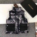 Детская жилетка Louis Vuitton Supreme 90-140