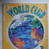 Книга учебник World Club students book 3