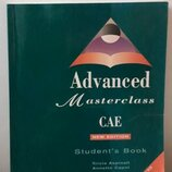 Книга учебник Advanced masterclass CAE new edition
