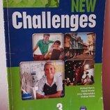 Книга New Challenges 3 Student's book учебник английский