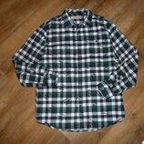 Zara Байковая рубашка Зара на 11-12 лет