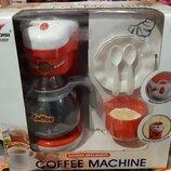 Кофеварка игрушечная 3100F - набор на батарейках