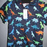 Фирменные рубашки bluezoo tu
