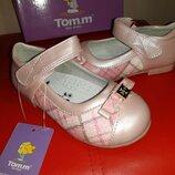 Туфли туфельки нарядные Том.м на девочку