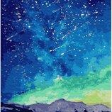 Картина по номерам Звездное небо GT66017. Классик. Картины по номерам