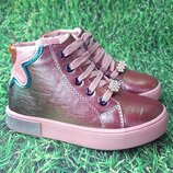 Красивые деми ботинки хамелеоны, код 851