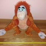 Мягкая игрушка 45 см обезьяна мартышка мавпа король Луи из мультфильма Маугли Дисней Дісней Disney