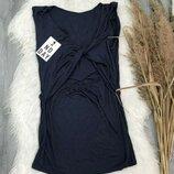 Платье синее обтягивающее новое с биркой 2nd day