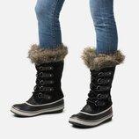 Зимние сапоги кожа замша Sorel Joan Of Arctic Канада оригинал