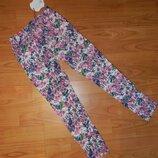 Цветные брюки на девочек. от 14 до 16 лет