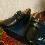 Туфли кожа braska 36р, по стельке 23,1 см