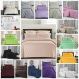 Комплекты постельного белья страйп-сатин, люкс качество, Tag tekstil