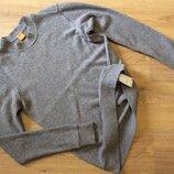 Мужской свитер BOSS оригинал размер L М шерсть