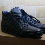 Спортивные ботинки на байке , демисезонные евро зима кроссовки кеды