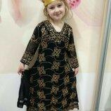Красивое нарядное платье. Карнавальное платье.