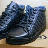 Демисезонные ботинки на байке кроссовки кеды евро зима весенние