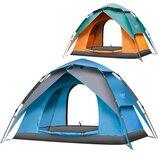 Палатка-Автомат с автоматическим каркасом двухместная туристическая SY-ZJ01 размер 2,2х1,5х1,3м 2