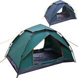 Палатка-Автомат с автоматическим каркасом двухместная туристическая SY-A51 размер 2,1х1,5х1,2м 2 ц