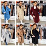 демисезонное женское пальто 42,44,46