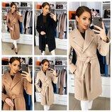 женское демисезонное пальто новинка 42, 44, 46, 48, 50,52