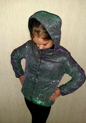 Куртка Скидка -демисезонная на утеплителе , Блеск .Скидка, Скидка , последние размеры