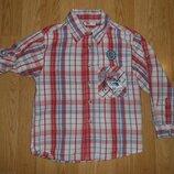 Рубашка на мальчика 5 лет