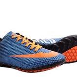 Футзалки мужские бампы обувь для футбола МН-03-В