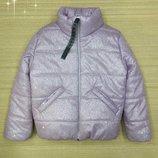 Куртка демисезонная, последние размеры