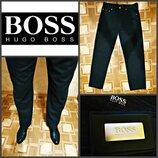 повседневные брюки от Hugo Boss, оригинал, шерсть модель Alabama W33 L34