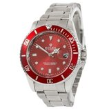 Наручные Часы Rolex Submariner Silver-Red