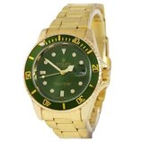 Наручные Часы Rolex Submariner Gold-Green