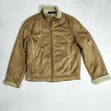 тепленькая курточка-дубленка