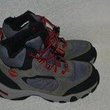 Новые термо ботинки Timberland gore tex 20 см 31 размер кожа