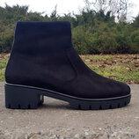 Женские ботинки Semler оригинал Германия натуральная замша 37-41