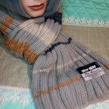 шарф.шерсть.франция