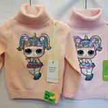 Нарядный свитер Many&Many паетки