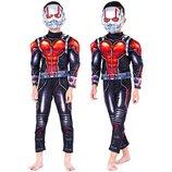 Человек Муравей супергерой 4-5 лет костюм