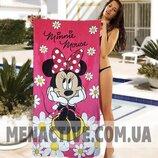 Пляжные полотенца для детей Minnie Mouse - 5347