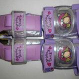Защита на колени и запястья Groovy chick для девочки