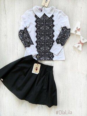 Трикотажная блузка Suzie