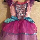 платье очень красивое Бабочки на рост 104 см