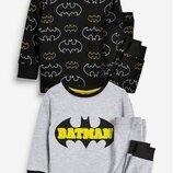 Комплект из 2 уютных пижам Batman® 9 мес. - 8 лет