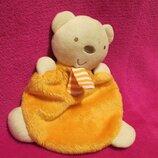 Комфортер.мишка.ведмедик.медведь.мягкая игрушка.мягка іграшка.мягкие игрушки.Babydream soft toys.