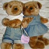 Мягкая игрушка Пара Медвежат