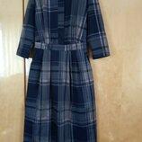 Платье миди ткань джерси, 44,48,50