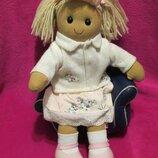 Кукла.лялька.куколка.лялечка.мягкая игрушка.мягка іграшка.мягкие игрушки.Powell Craft